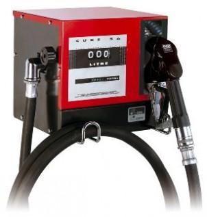 Група за трансфер (колонка) за дизелово гориво CUBE 70/33 24V