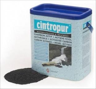 Активен въглен кутия Cintropur Skin 1,25 kg (3,4 л)