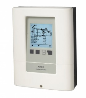 Мултифункционален контролер за отоплителни системи Sorel XHCC