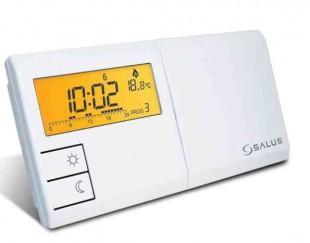 Седмичен програмируем терморегулатор Salus Standart 091FL