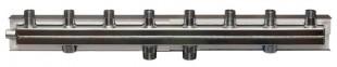 Разпределителен колектор тръба в тръба BRV HV70/125-4, за 4 линии