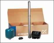 Пакет за водоснабдяване от сондажи Grundfos SQE5-70