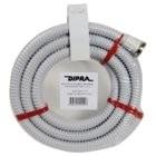 """Нагнетателна тръба от PVC за дренажна помпа Ø32 mm 1 1/4"""", 5 метра"""