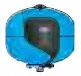 Разширителен напорен хидрофорен съд сферичен Elbi AS-25