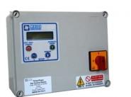 Ел. табло за помпа със защита от cosФ Mac3 WCM-1L 2-18A 0,37-2,2 kW LED 1x230V