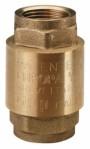 """Възвратен клапан SPRING месингов с неръждаема тарелка EUROPA 1"""""""