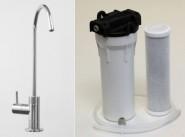Пречиствател за вода EFP 30 (блок с активен въглен+HF 0,1 μm) + 3 г гаранция