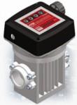 """Механичен брояч за горива Piusi K700, 20-220 л/min, 1.1/2"""" (4+7 цифри)"""