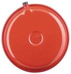 Мембранен плосък кръгъл затворен разширителен съд Elbi ERP320/12 - 12 л