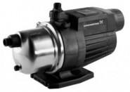 Компактна хидрофорна система неръждаема Grundfos MQ3-35