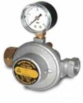 Редуцир вентил за газ 40 kg/h, вход: max. 16 bar, изход 1,5 bar, с манометър