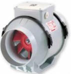 Вентилатор за канален монтаж Vortice LINEO 100 VO, 255 m³/h