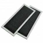 Филтър с активен въглен за Vortice Vortronic 50, 2 броя в опаковка