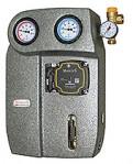 Помпена група двущрангова SG2 Grundfos UPM3 Solar 25-75 2-12 l/min Ø22mm