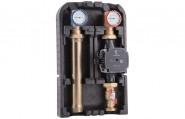 Директна помпена група за отопление без опция байпас Barberi 31G.DN25 G1″F-G1 1/2″M (без