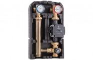 Помпена група с термостатичен смесителен вентил с опция байпас Barberi 02G.DN25 (без помпа)