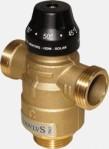 """Термостатен смесителен вентил с пряко действие MultiMix 1"""" MMM 45÷70 °С KVs4"""