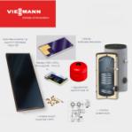 Соларен комплет за БГВ Viessmann