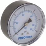 Манометър аксиален Preciman М3-63, 0-10 bar