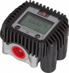 "Електронен брояч за горива Piusi K400, 1-30 л/min, 1/2"""
