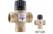 """Термостатичен смесителен вентил с пряко действие 3/4"""" 35 ÷ 65 °С"""